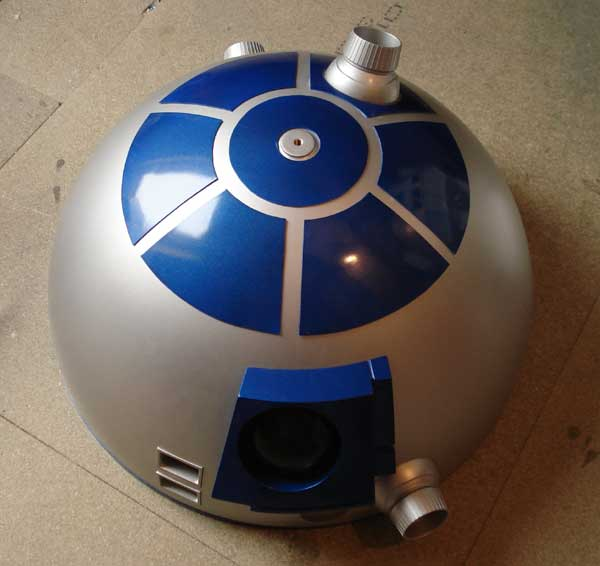 r2d2 leg template - r2 d2 prop construction dome xrobots